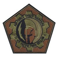 AF Cyber Warfare Division OCP Patch