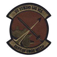 USAFA Department of Engineering Mechanics OCP Patch