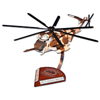 HMH-466 CH-53 Custom Helicopter Model