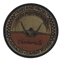 325 FW Checkertails OCP Patch