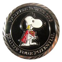 AFJROTC Centennial High School Victress Bower 2018 Challenge Coin