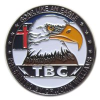 TBC Challenge Coin