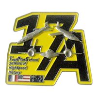 USAF TPS Class 17A Challenge Coin