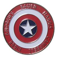 Team USA 2015 Jet World Masters Coin