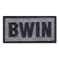 33 FTS BWIN Pencil Patch