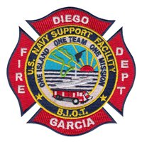 NSF Diego Garcia Fire Dept Patch