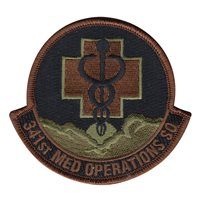341 MDOS Morale Patch