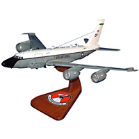 82 RS RC-135V/W Custom Airplane Model