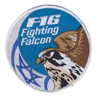 F-16 Israel Fighting Falcon Patch