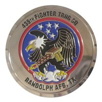435 FTS Challenge Coin