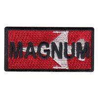 480 FS Magnum Pencil Patch