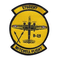 14 STUS B-25 Mitchell Bomber Patch