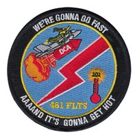 416 FLTS AF-1 Fast and Hot Patch