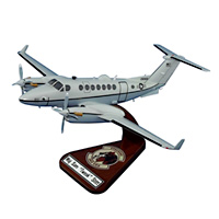 362 ERS MC-12W Custom Airplane Model