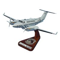 361 ERS MC-12W Custom Airplane Model