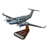 4 ERS MC-12W Custom Airplane Model
