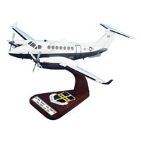 9 RW MC-12W Custom Airplane Model