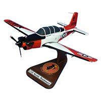 Design Your Own T-34C Custom Airplane Model