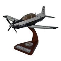 559 FTS T-6A Texan II Custom Airplane Model