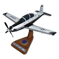 84 FTS T-6A Texan II Custom Airplane Model