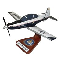 85 FTS T-6A Texan II Custom Airplane Model