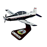 8 FTS T-6A Texan II Custom Airplane Model