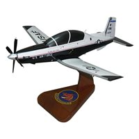 33 FTS T-6A Texan II Custom Airplane Model