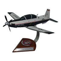 89 FTS T-6A Texan II Custom Airplane Model
