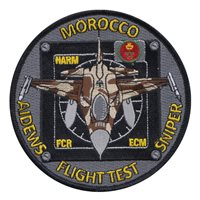 416 FLTS AIDEWS Flight Test Sniper Patch