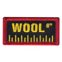 8 FS Wool Pencil Patch