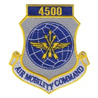 AMC 4500 Hours Patch
