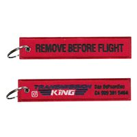 Transmission King Key Flag