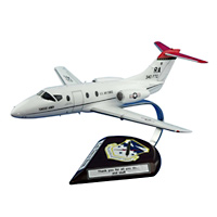 340 FTG T-1A Jayhawk Custom Airplane Model