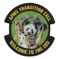 AF-SG Welcome To The Zoo Patch