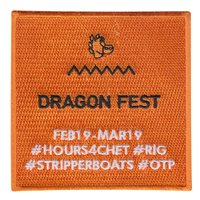 HM-15 Dragon Fest Patch