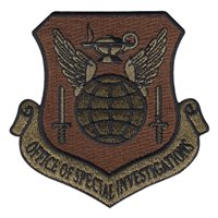 AFOSI Shield OCP 3.5 Inch Patch