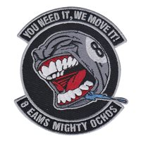 8 EAMS Mighty Ochos Patch