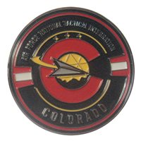 AF NTI-CO Challenge Coin