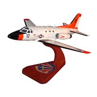 Design Your Own T-39 Sabreliner Custom Airplane Model