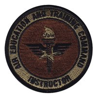 AETC Instructor OCP Patch