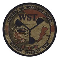 609 CAOC Weather Specialty Team OCP Patch