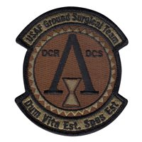 59 MDW Ground Surgical Team OCP Patch