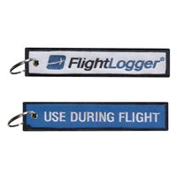 Flight Logger Key Flag
