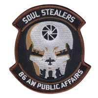 86 AW Public Affairs Patch