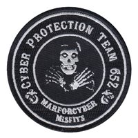 Marine Corps CPT 652 Patch