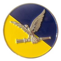 15 ATKS Challenge Coin