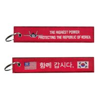 151 FS F-35 Highest Power Key Flag