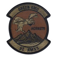 92 AMXS Green AMU OCP Patch