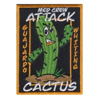 CALSTAR 12 Raven Med Crew Attack Patch