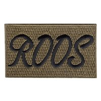 97 AS ROOS OCP Patch